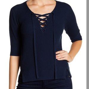 Veronica Beard Marley Knit Top